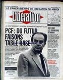 LIBERATION [No 2977] du 18/12/1990 - CAHIER AVENIRS - QUE VONT LES BOURSIERS DEVENIR...