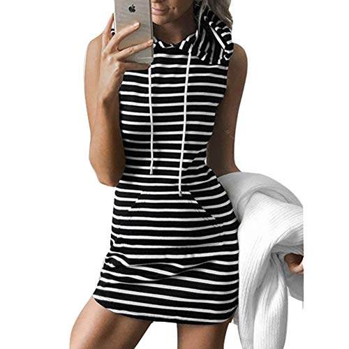 Mujer Vestidos con Capucha Elegantes Moda Casual Cómodo Sudaderas con Capucha Otoño Clásico Invierno Vestidos Manga Larga Colores Sólidos Tendencia Streetwear Chicos Swag Vestidos De Camisa Vestidos