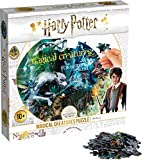Puzzle Harry Potter Magical Creature 500 Teile Puzzle weiß