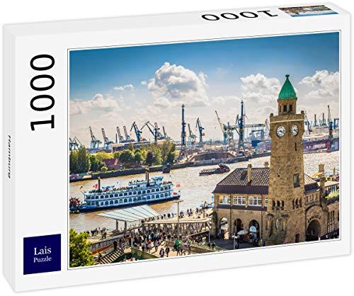 Lais Puzzle Hamburg 1000 Teile