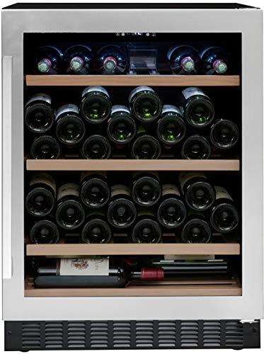 AVINTAGE Cave à vin de Service - 1 Temp. - 50 Bouteilles - Noir ACI-AVI574E - Encastrable