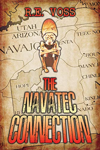 The Navatec Connection: Finding Montezuma's treasure (English Edition)