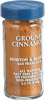 Morton & Basset, Cinnamon Ground, 2.7 Ounce