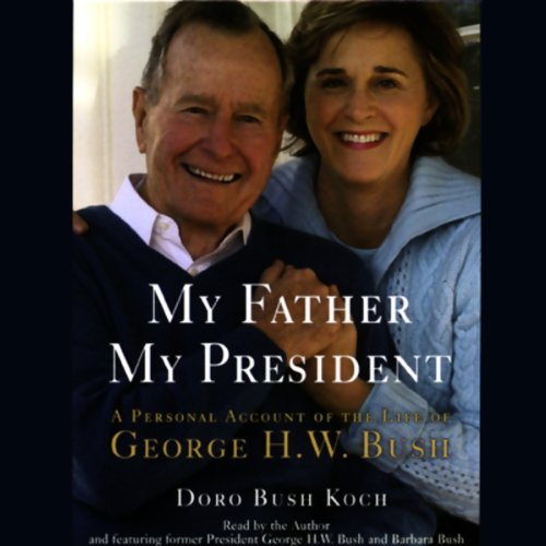 My Father, My President audiobook cover art