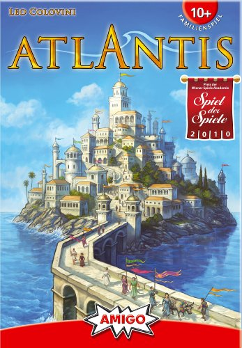 Amigo 09620 - Atlantis, Brettspiel