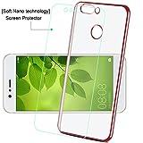 Coque Huawei Nova 2 Plus, achoTREE Placage Doux TPU Ultra Slim Transparent Housse pour Huawei Nova 2...