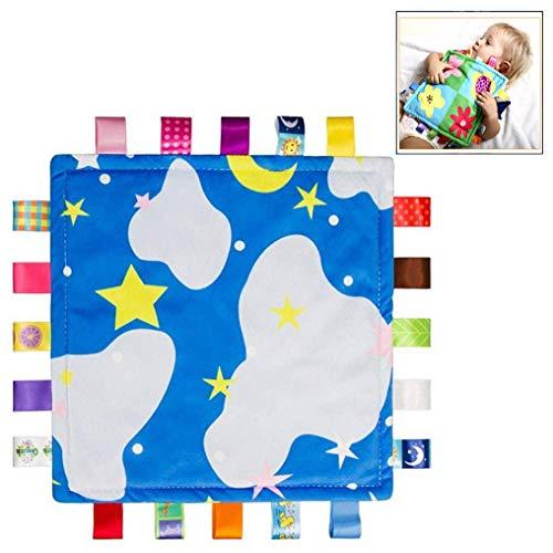 LHKJ Zachte baby verzbelangrijke handdoek doek kleur plafond mini schattige mode handgreep troost