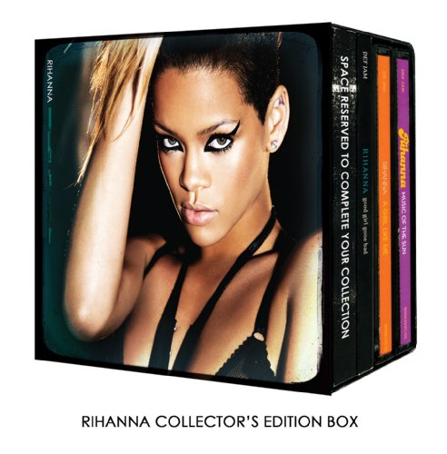 3 CD Collector's Set [With Exclusive Rihanna Poster]