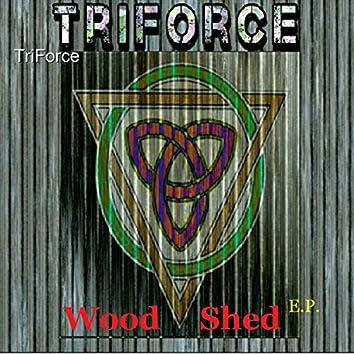 Tri-Force - Woodshed E.P. (Woodshed Mix)