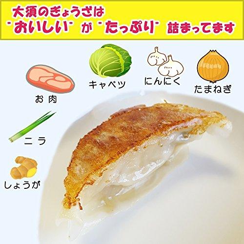 浜松餃子大須のぎょうざ[王道浜松ぎょうざ<レギュラー味>]x3袋(1袋20個入、合計60個)