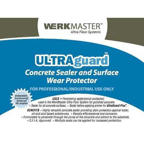 WerkMasterTM Sealer, Ultraguard 1 Quart