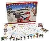 Weihnachts Adventskalender Shaun The Sheep Wallace and Gromit Enthalt Figuren Puzzles Brettspiel und...