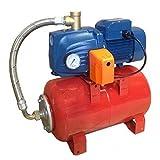 Self Priming Electric Water Pump Pressure Set 24Lt JSWm1AX-N-24CL 0,85Hp 240V