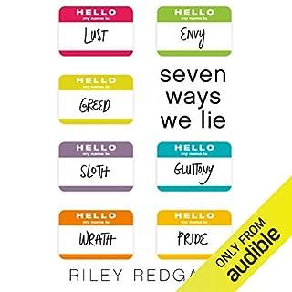 Seven Ways We Lie audiobook cover art