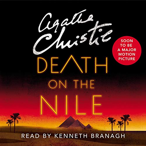 Death on the Nile  By  cover art