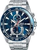 Lorus Herren Analog Quarz Uhr mit Edelstahl Armband RM379DX9