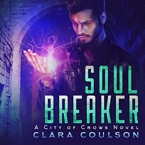 Soul Breaker audiobook cover art
