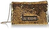 Love Moschino JC4266PP0BKM0, Bandolera para Mujer, multicolor, Normale