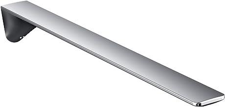 Emco Art handdoekhouder chroom, handdoekstang 1-armig, stijf, voor wandmontage, lengte 320 mm - 165000132
