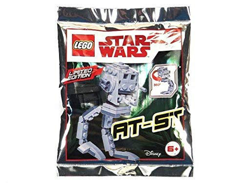 LEGO Star Wars AT-ST Foil Pack Set 911837 (Bagged)