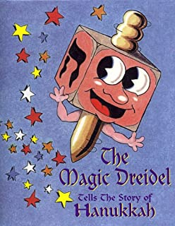 The Magic Dreidel: a Personalized Storybook
