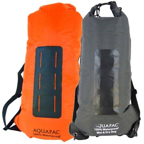 Aquapac-Sac étanche Noatak 25 l-Sac à dos-Noir