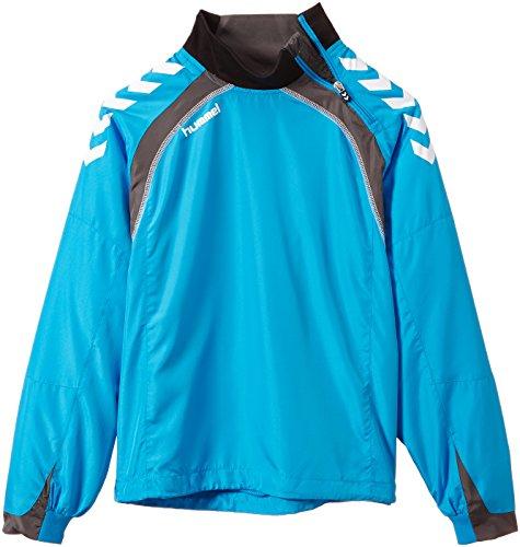 hummel Enfant Coupe-Vent Team Spirit Coupe-Vent Bleu Diva Blue 110