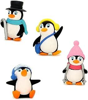 penguin cake topper birthday