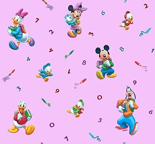 Exclusief 100% katoen Disney Mickey Mouse Minnie Mouse Gordijnen 140x290cm EDEL