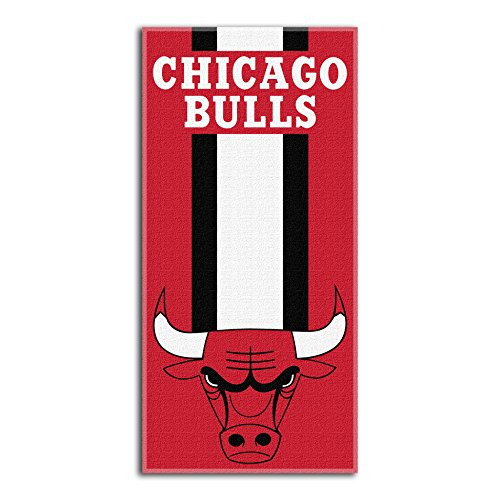 Chicago Bulls NBA Team Bean Bag (102 Round)