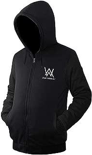 Alan Walker Unisex Zip Hoodies Sweatshirt Long Sleeve Pullover
