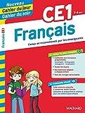 CE1 FRANCAIS CAHIER DU JOUR CAHIER SOIR
