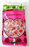 Corazón de caramelo - Piruleta Mini - 200 unidades