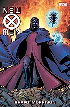 New X-Men by Grant Morrison Ultimate Collection Book 3 (New X-Men (2001-2004)) by [Grant Morrison, Chris Bachalo, Phil Jimenez, Marc Silvestri]
