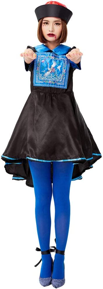 Halloween Children's Austin Mall Clothing Chinese Excellent Dress Cosplay