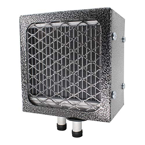Fantastic Deal! 16,000 BTU Auxiliary Heater 12 Volt Compact Size 2 Speed Fan Truck Bus Van