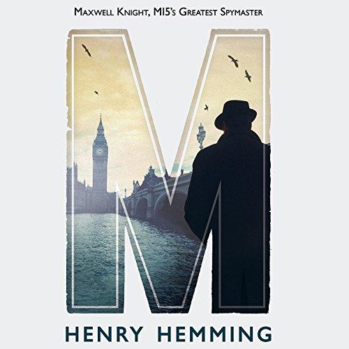 M audiobook cover art