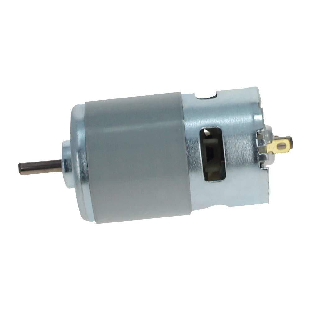 Fielect DC Motor 24V 6000RPM 0.5A Micro Motor Mini Motor Ele