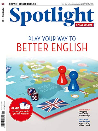 Spotlight - Englisch lernen 5/2020