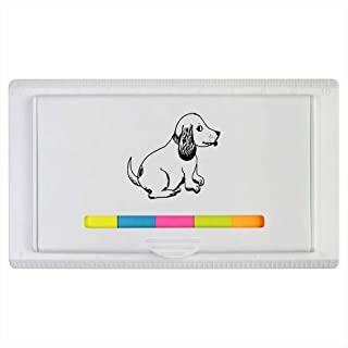 'Dog' Sticky Note Ruler Pad (ST00001500)