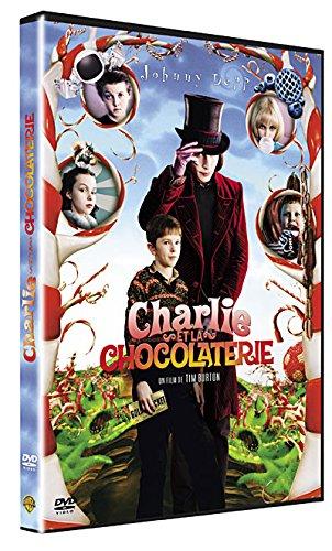 Charlie et la chocolaterie [ Johnny Depp ]