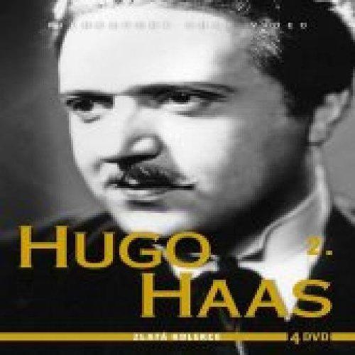 DVD FILMY - Kolekce Hugo Haase II.: Mazlicek + Muzi v offsidu / Naceradec kral kib