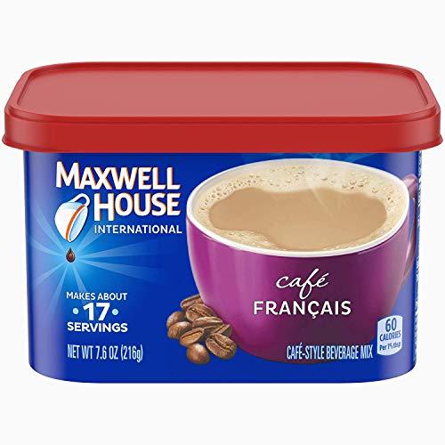 Maxwell House International Cafe Francais Instant...
