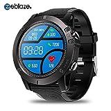 Zeblaze VIBE 3 PRO Sports Tracker Android IOS Bluetooth Smartwatch Frecuencia cardíaca Impermeable Pulsera inteligente Detección Extra largo Modo de espera