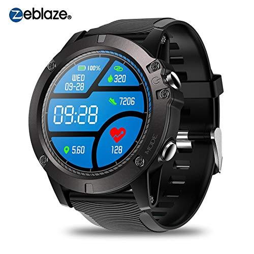 Zeblaze VIBE 3 PRO Sport Tracker Android IOS Bluetooth Smartwatch Herzfrequenz Wasserdichte Smart Armband Erkennung Extra Lange Standby