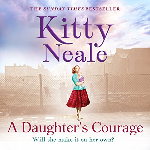 A Daughter's Courage audiobook cover art