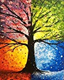 5D Diamond Painting Kits for Adults Full Drill Rhinestone Embroidery Dotz Craft Cross Stich Gift Home Decor Large Size 40x50cm/16x20inch