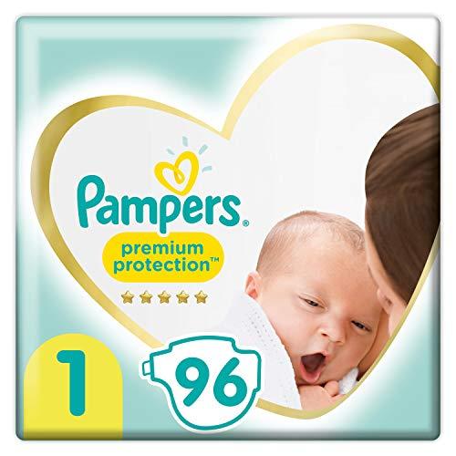 Pampers Premium Protection 81689089 pannolino usa e getta Ragazzo/Ragazza 1 96 pezzo(i)