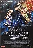 El joven Detective Dee: el poder del dragón marino [DVD]