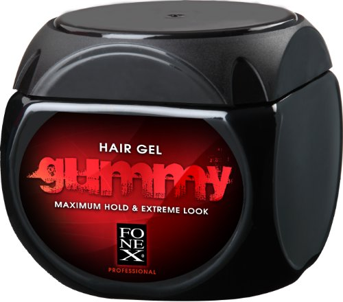 Fonex Gummy Haargel 500 ml (Red)